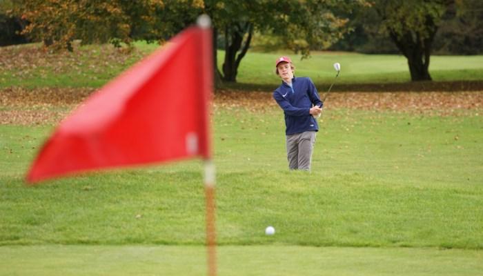 Saint Omer Golf Club near Chateau d'Hallines