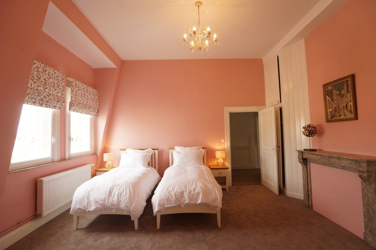 Bedroom 12 at Chateau d'Hallines